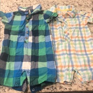 First Impressions Onesies 12 Months